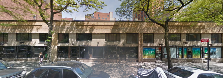 703 Washington Street, image via Google Maps