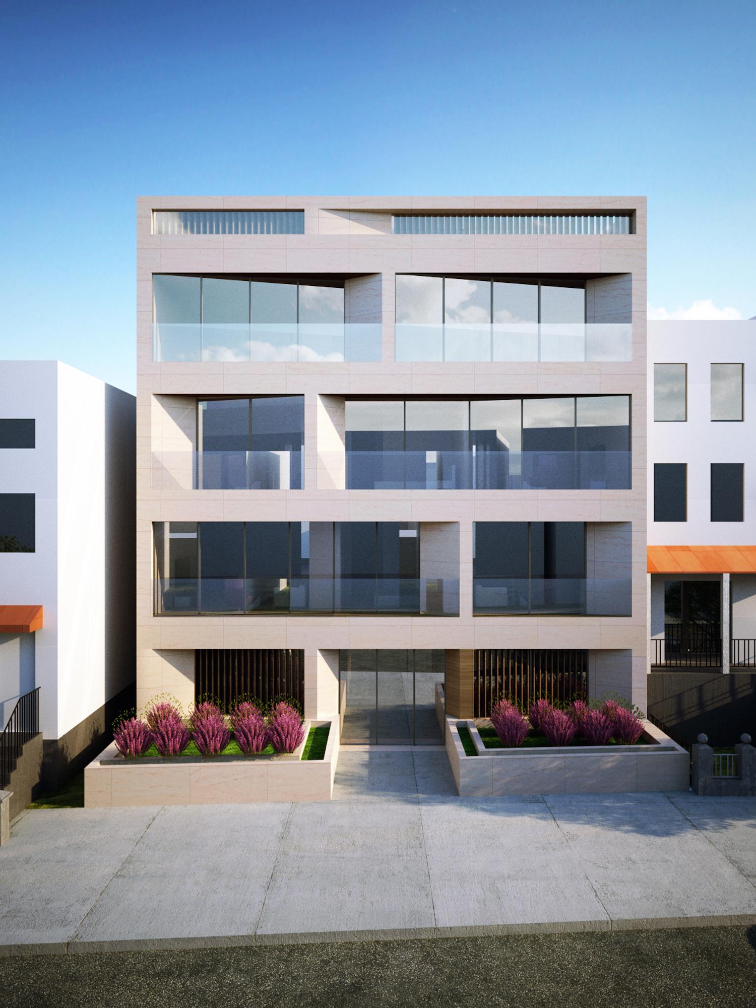 95 Ainslie Street, rendering via Investmates