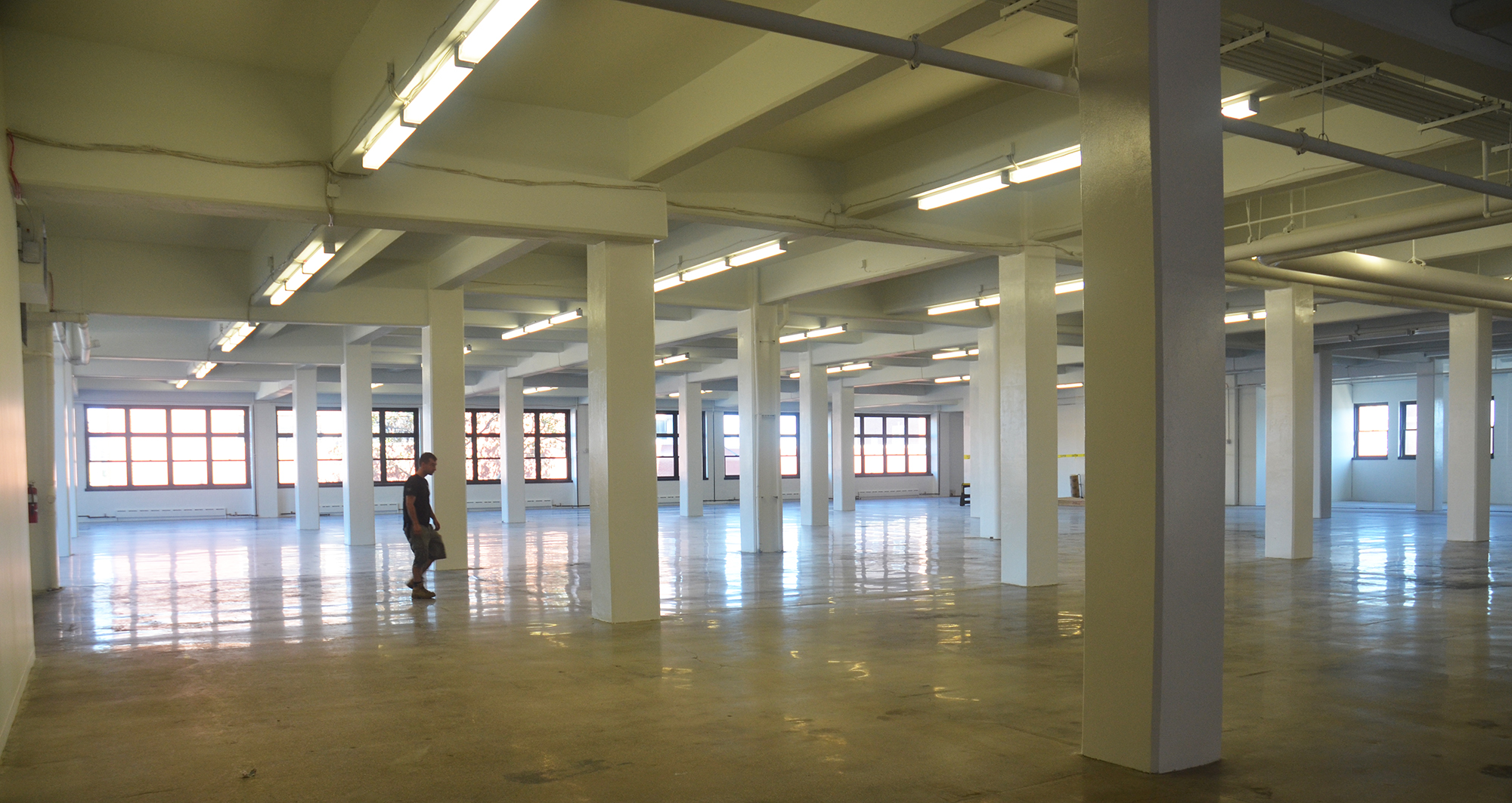 Second floor of 95 Evergreen Avenue