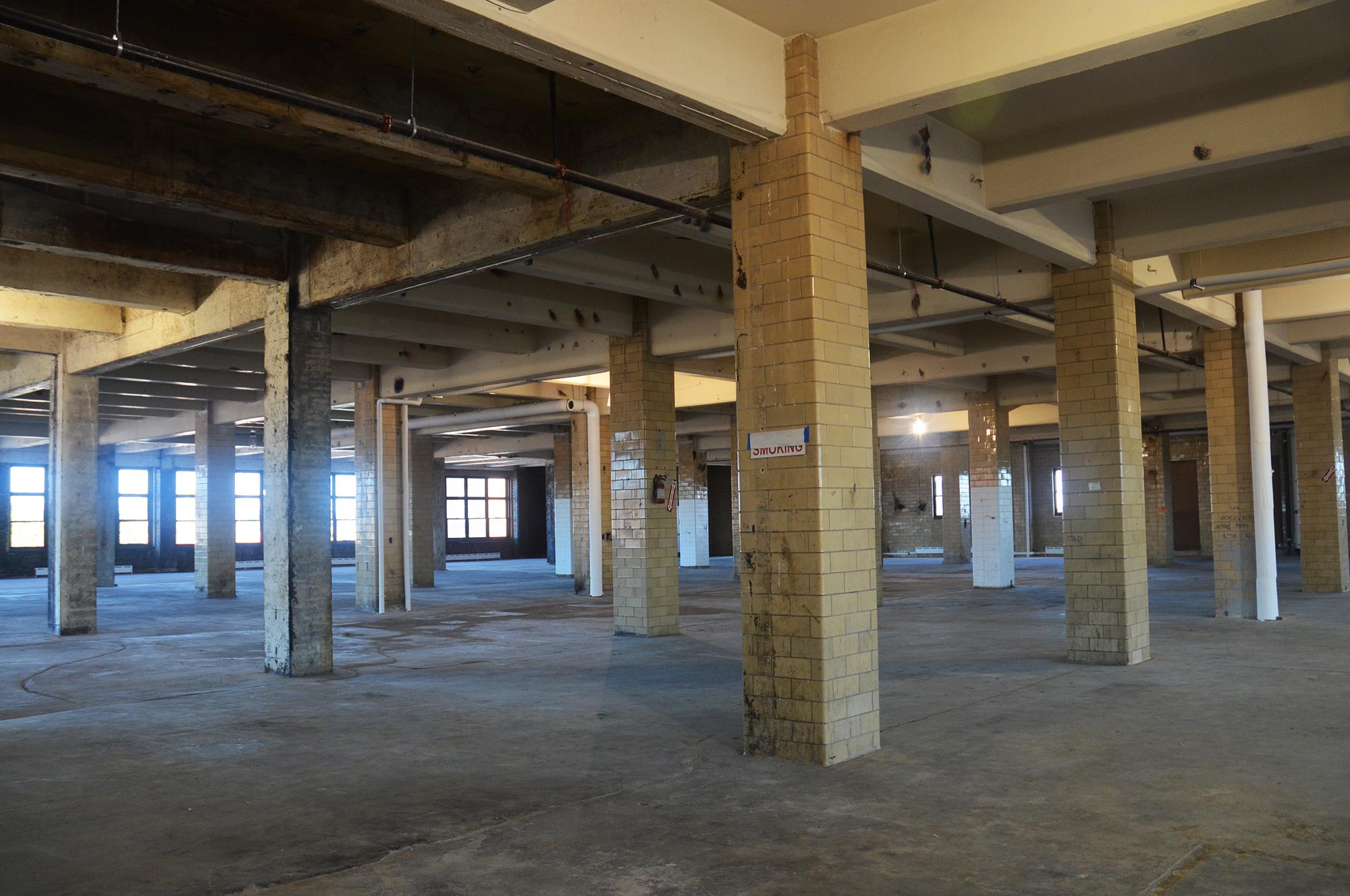 Third floor of 95 Evergreen Avenue
