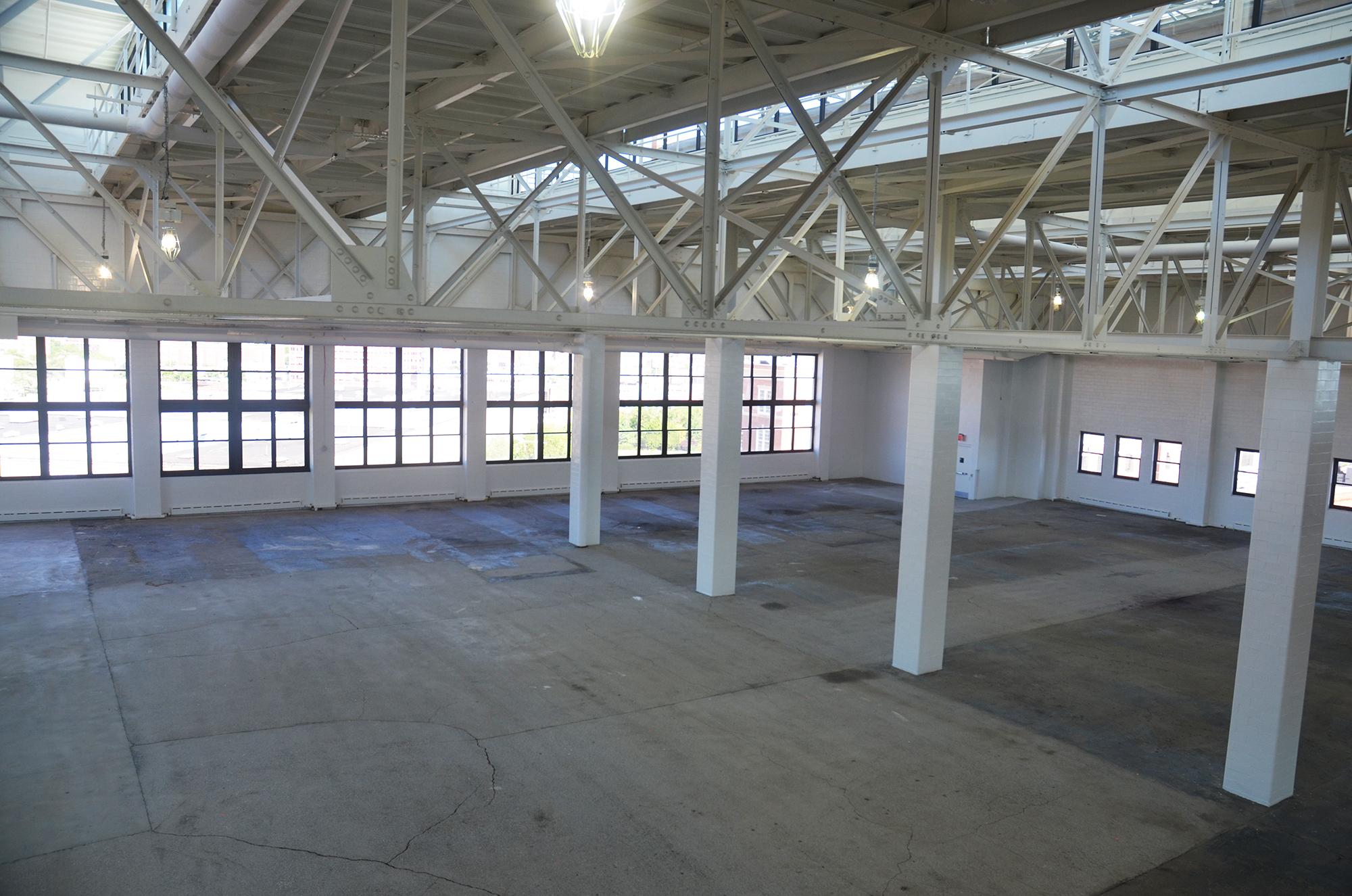 Fourth floor of 95 Evergreen Avenue
