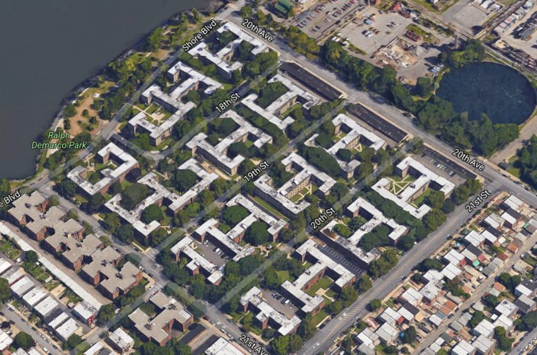 Developer plans two building 53 unit affordable housing for Jackson terrace yonkers ny