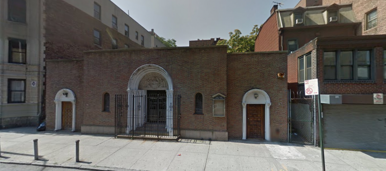 220 East 178th Street, image via Google Maps