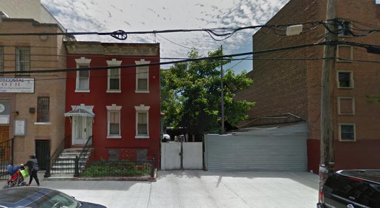 1176 Nelson Avenue, image via Google Maps