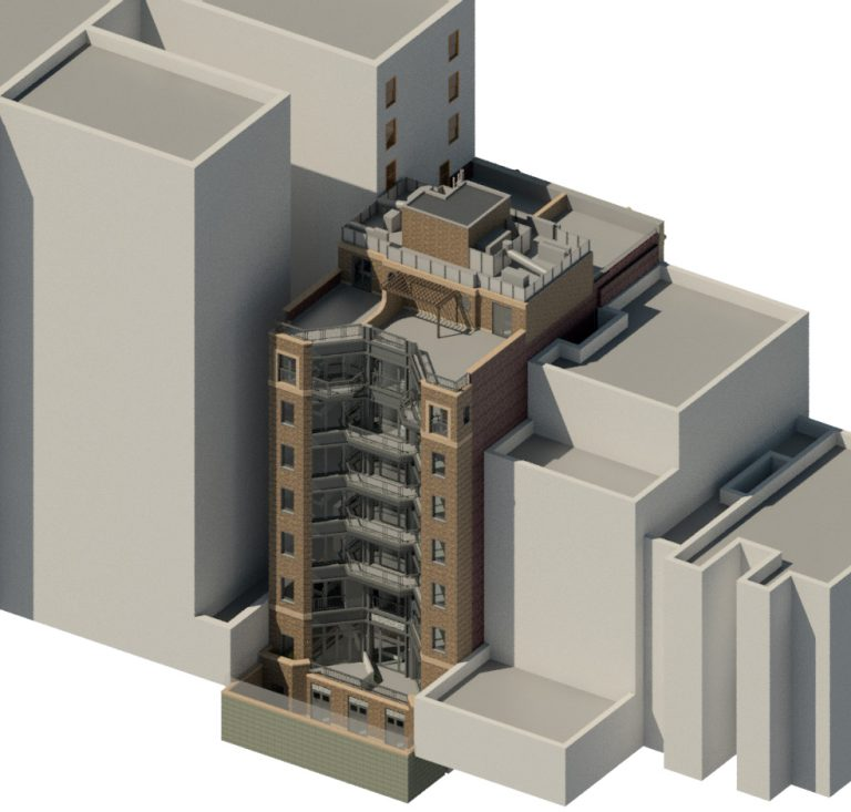 Proposal for 164 West 74th Street
