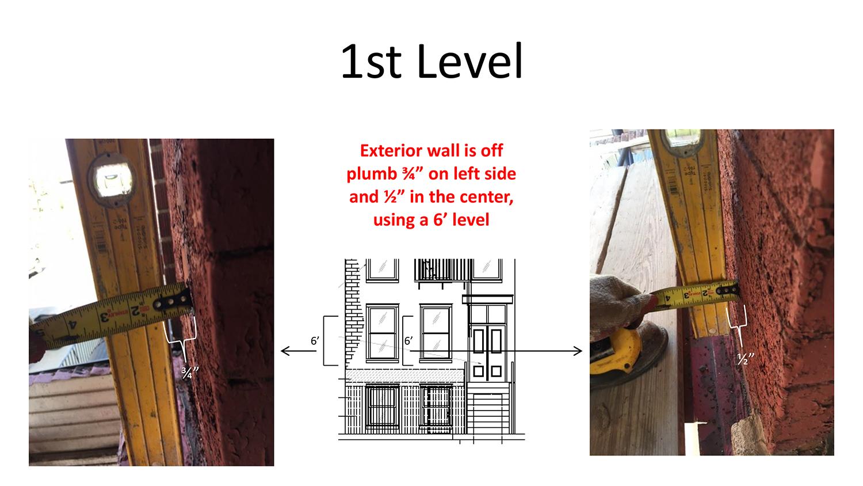 17 Fillmore Place Front Façade Restoration