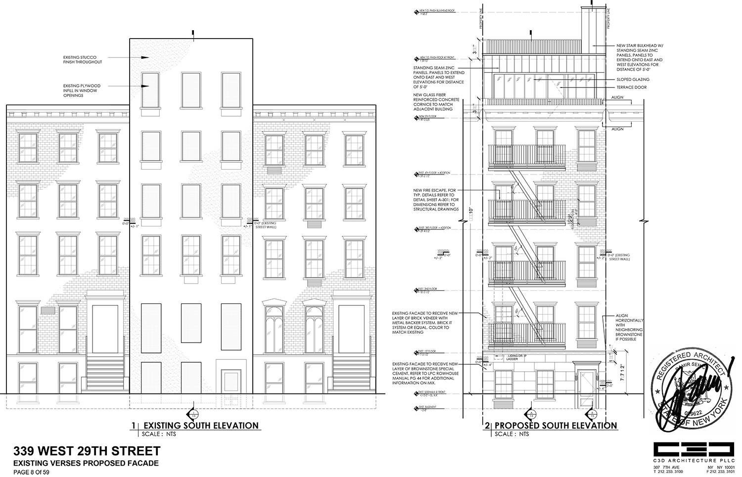 landmarks leans towards removal of extra floor from hopper gibbons 339west29thstreet 20160920 06 339west29thstreet 20160920 07 339west29thstreet 20160920 08 339west29thstreet 20160920 09 339west29thstreet 20160920 10