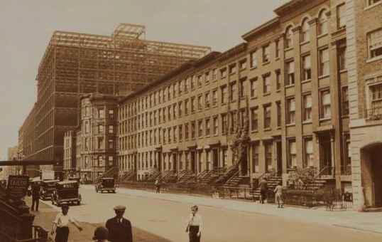 Hopper-Gibbons House, 339 West 29th Street, 1932