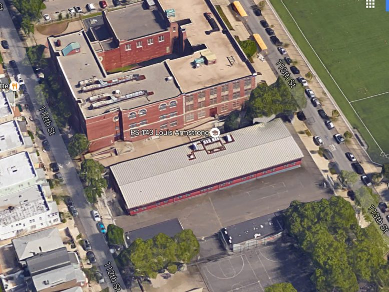 Five-Story, 98,000-Square-Foot Expansion Planned At P S  143