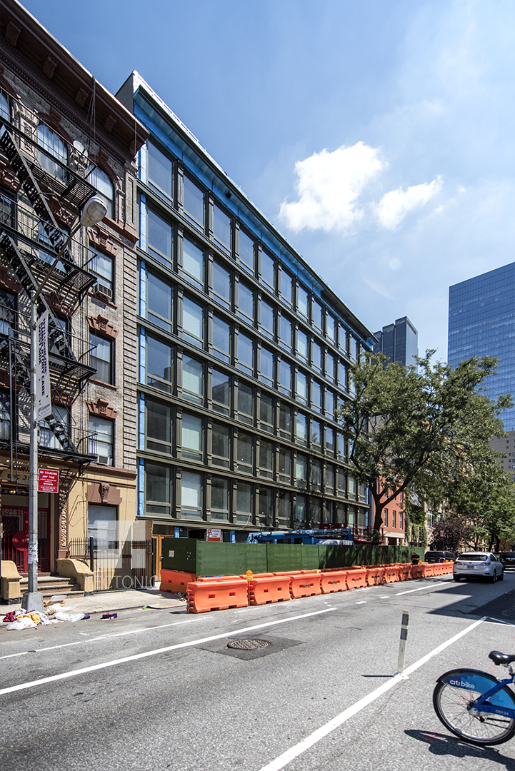 351 West 54th Street, photo by Tectonic