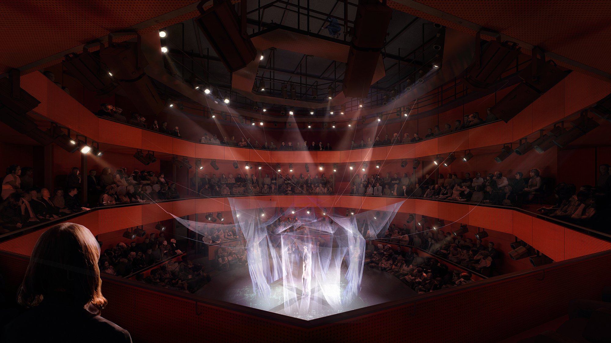 Design Unveiled For Ronald O  Perelman Performing Arts