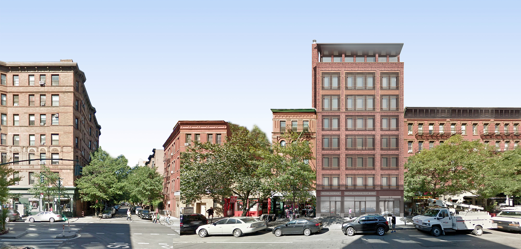 Previous proposal for 466-468 Columbus Avenue