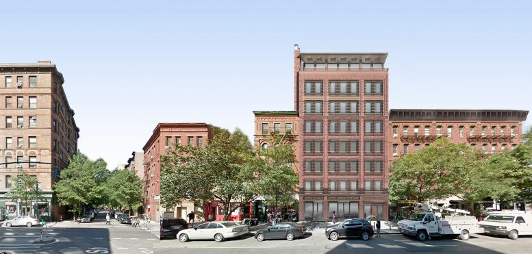 Proposal for 466-468 Columbus Avenue