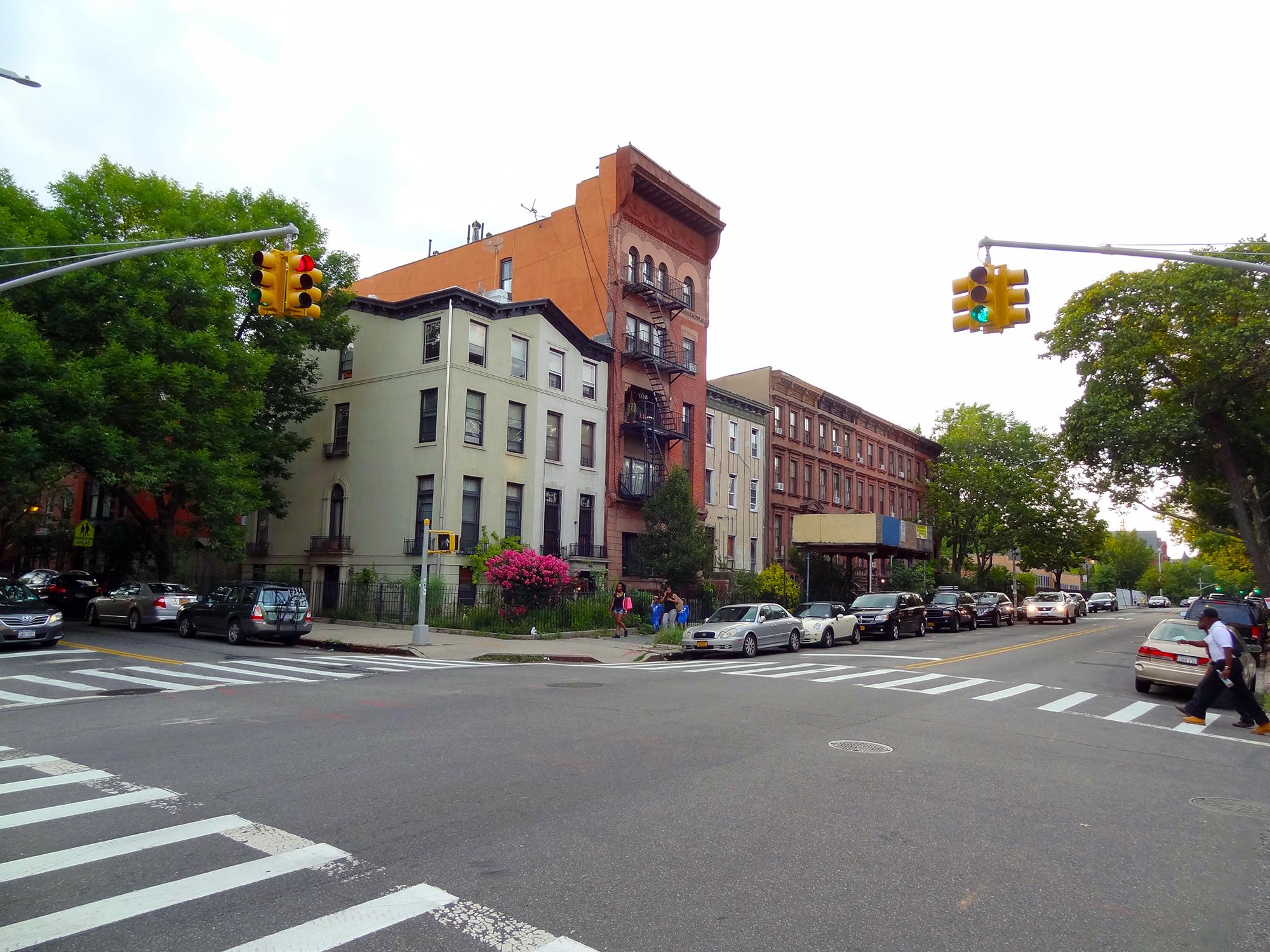 476 Washington Avenue, existing conditions