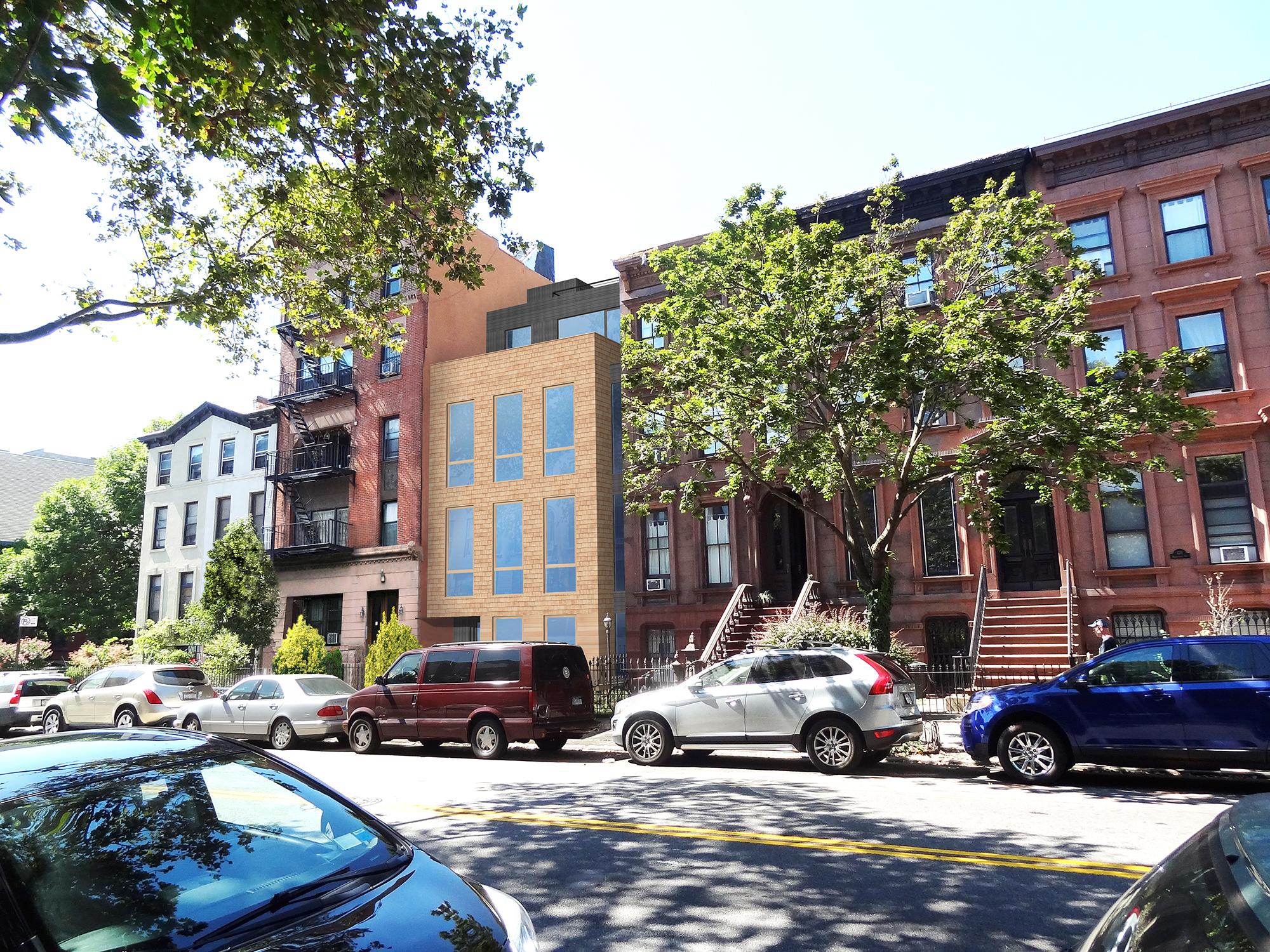 Proposal for 476 Washington Avenue