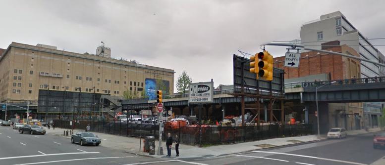 501 West 18th Street, image via Google Maps