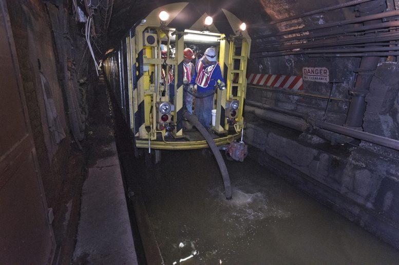L Train Flooding Post-Sandy