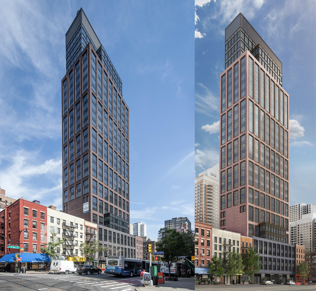 Construction Wraps On 29-Story, 113-Unit Mixed-Use Tower