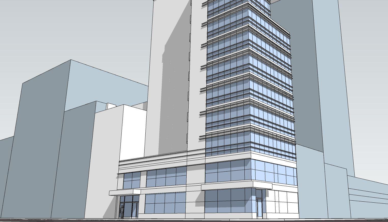 86 Delancey Street. Drawing via SWA Architecture.