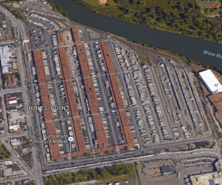 Hunts Point Produce Market