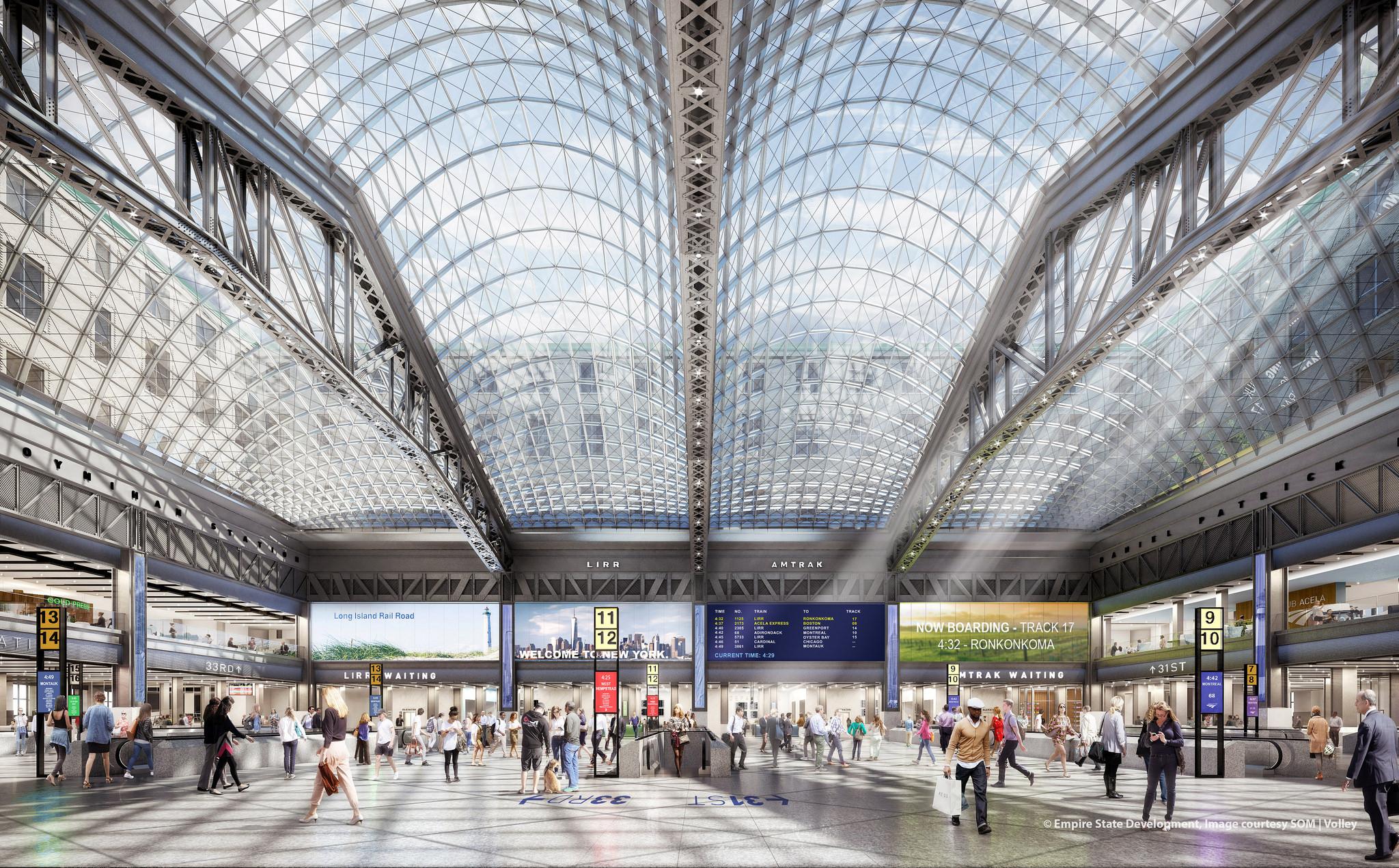Pennsylvania Station-Farley Complex