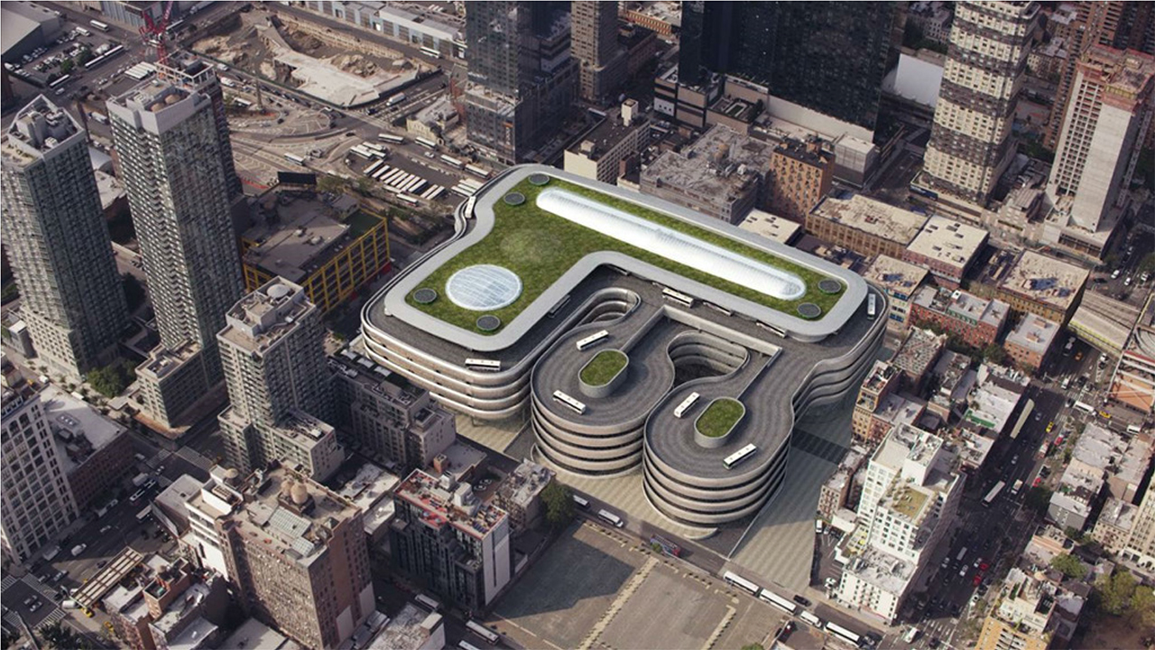 five finalists revealed for new port authority terminal new york yimby