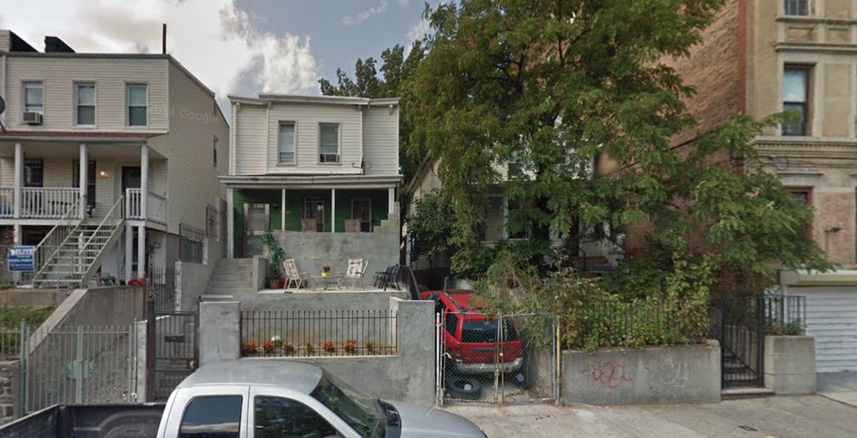 2015 Vyse Avenue, image via Google Maps
