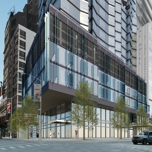 151 Maiden Lane, image from Peter Poon Architects