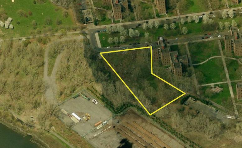 1600 Randall Avenue, image via Bing Maps