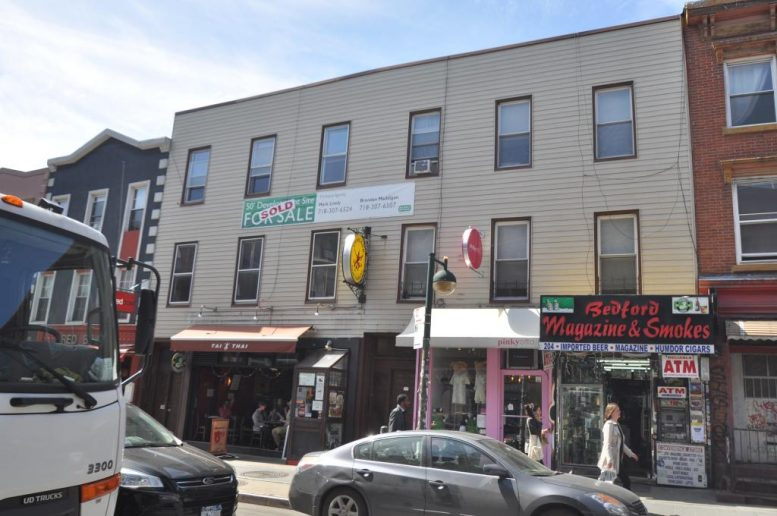 Two story 8 000 square foot retail building filed at 204 for Jackson terrace yonkers ny