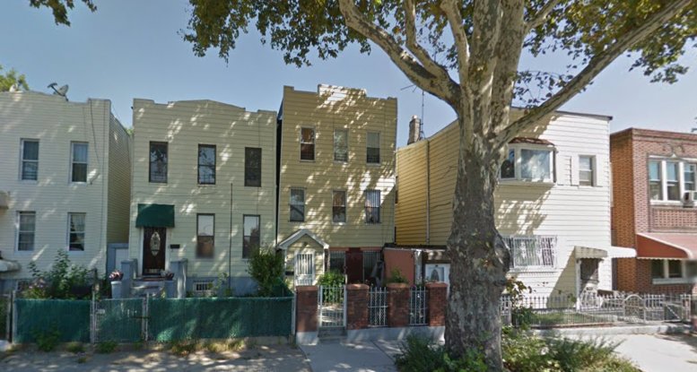 2353 Dean Street, image via Google Maps
