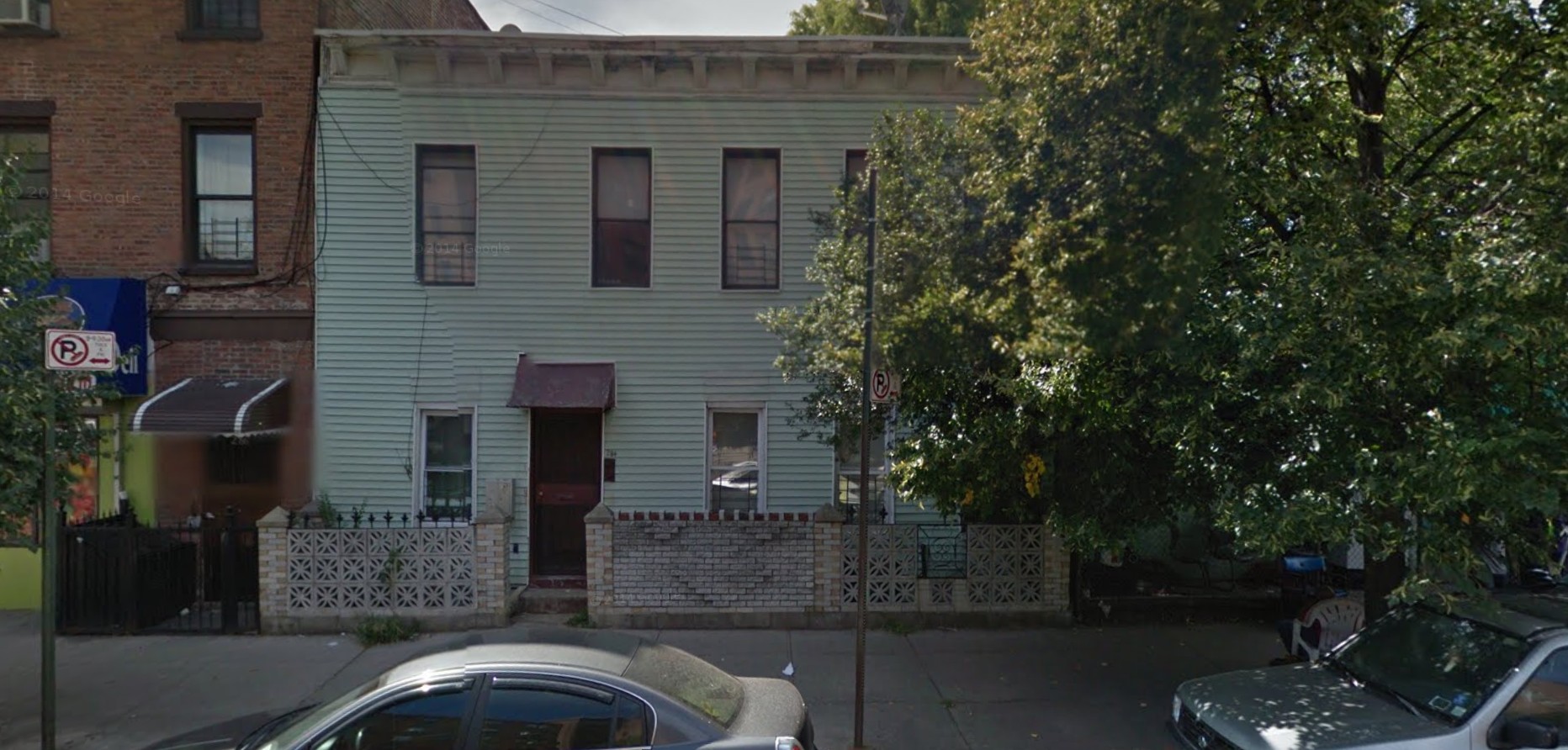 282 Patchen Avenue, image via Google Maps