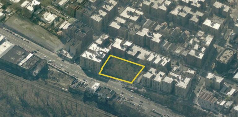 3211 Parkside Avenue. image via Bing Maps