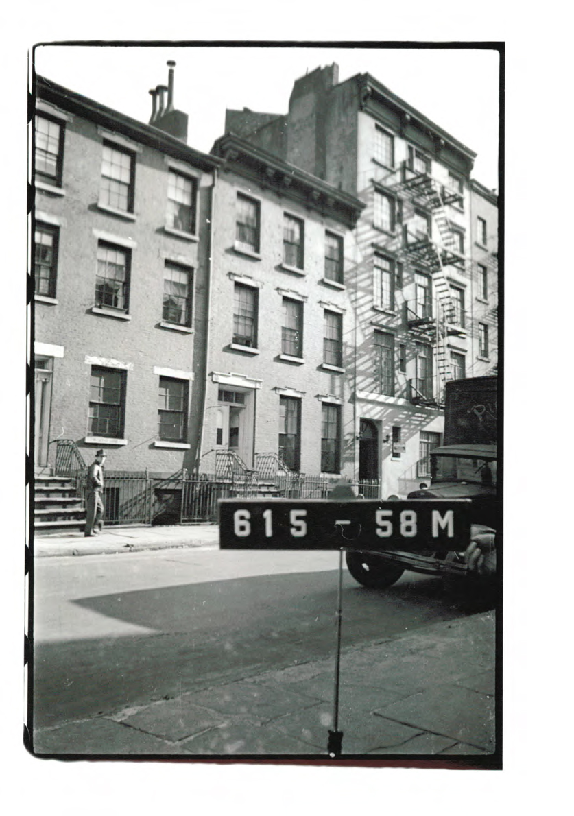 327 West 4th Street, c. 1940