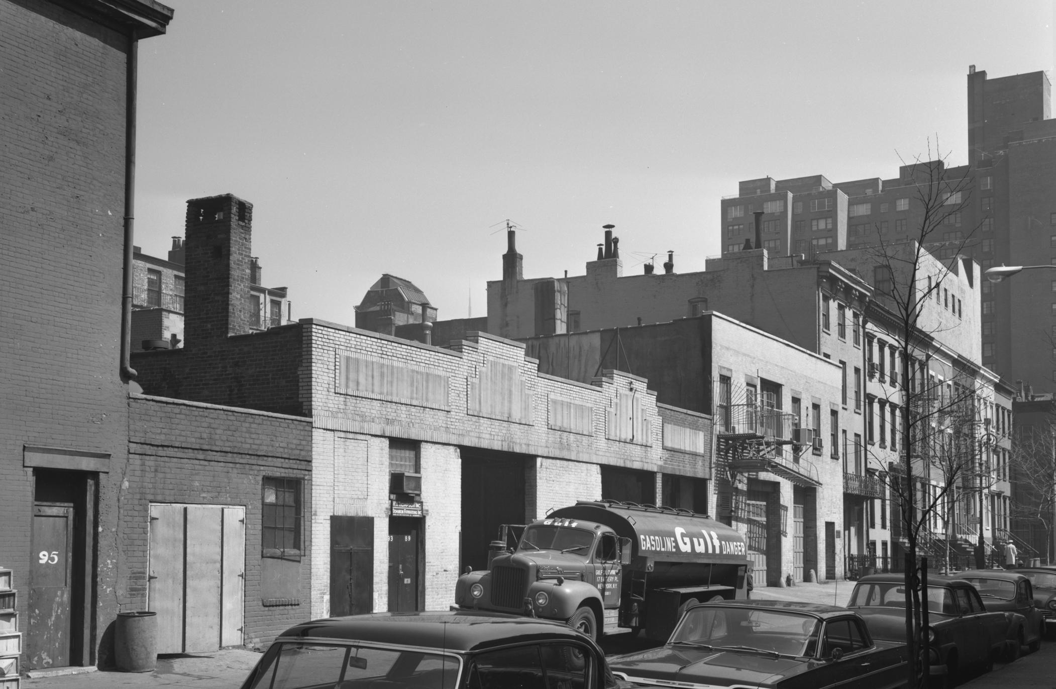 85-89 Jane Street, designation photo