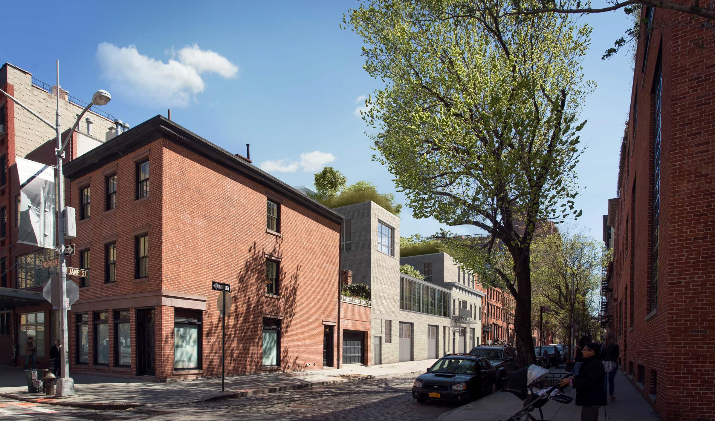 Revised proposal for 85-89 Jane Street