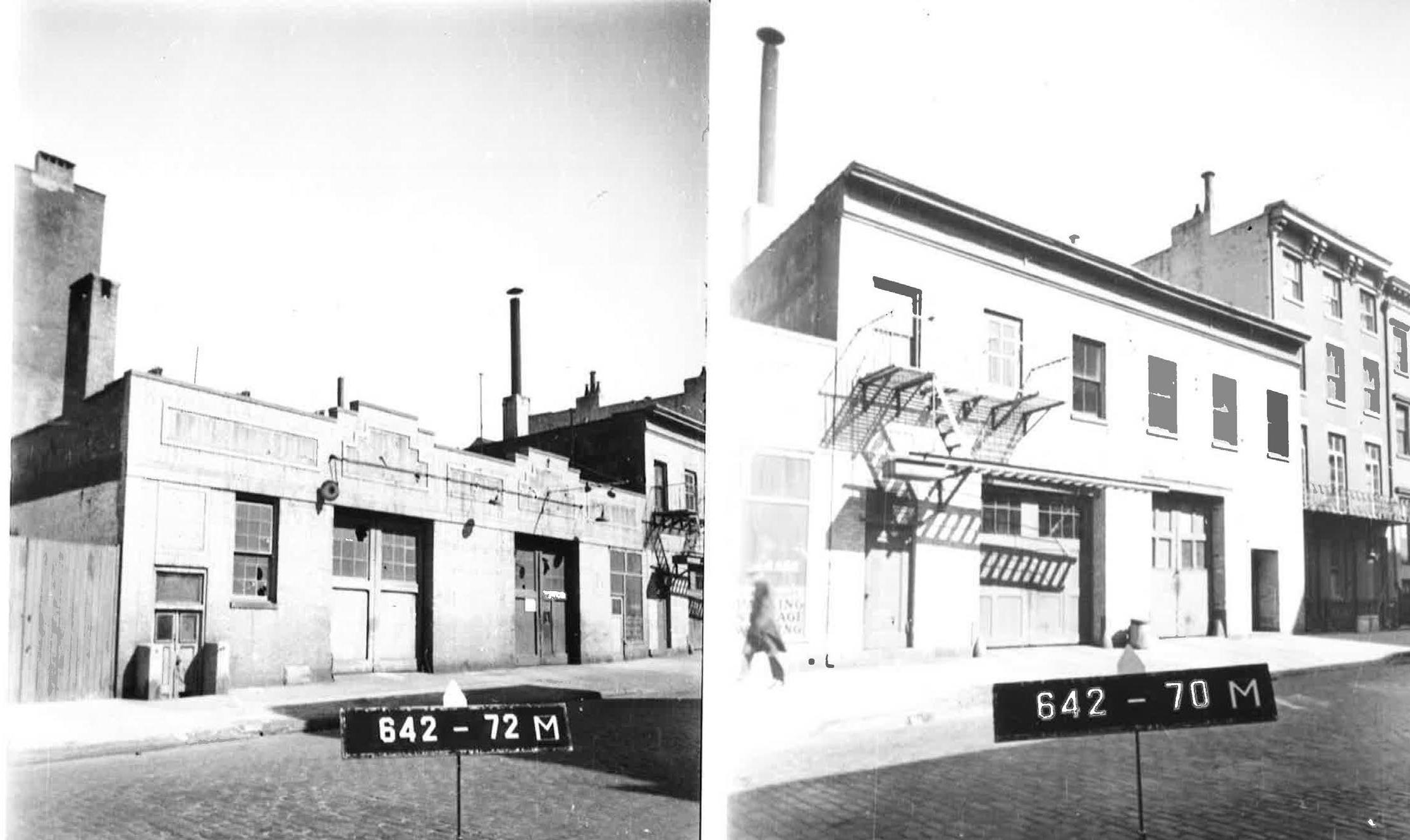Tax photos of 89 Jane Street and 85 Jane Street