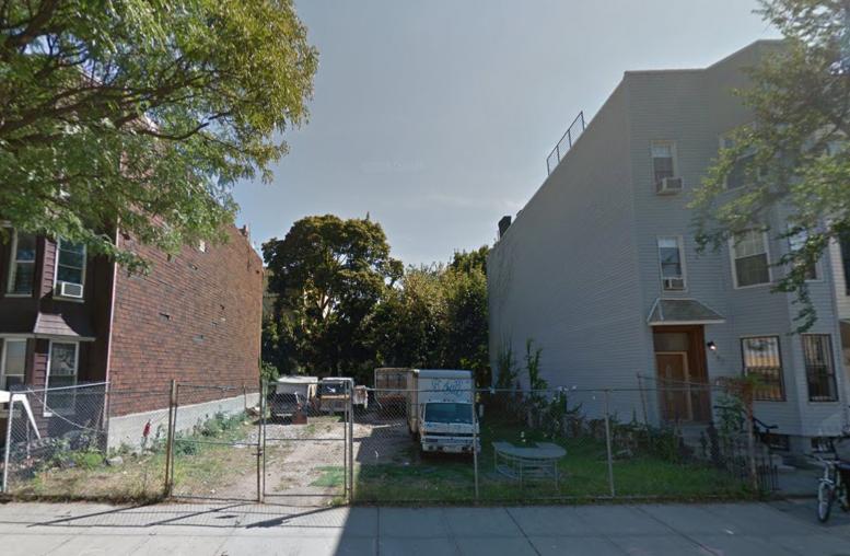 984 Madison Street, image via Google Maps