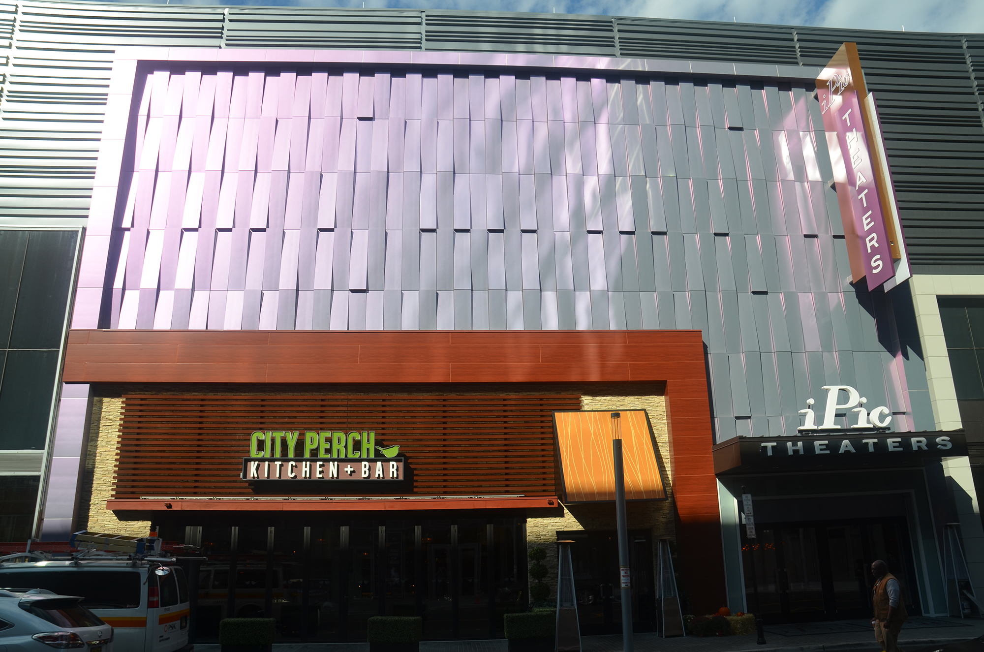 City Perch and iPic Theaters at Hudson Lights in Fort Lee