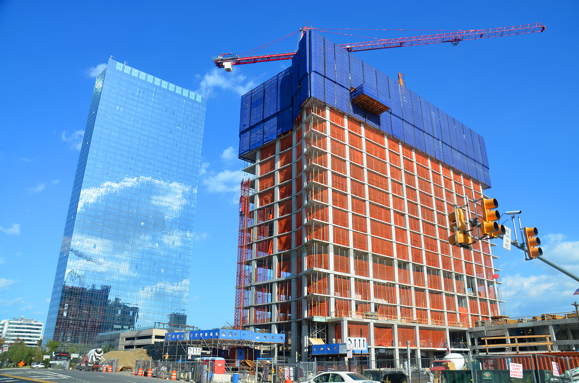 The Modern and The Modern II in Fort Lee