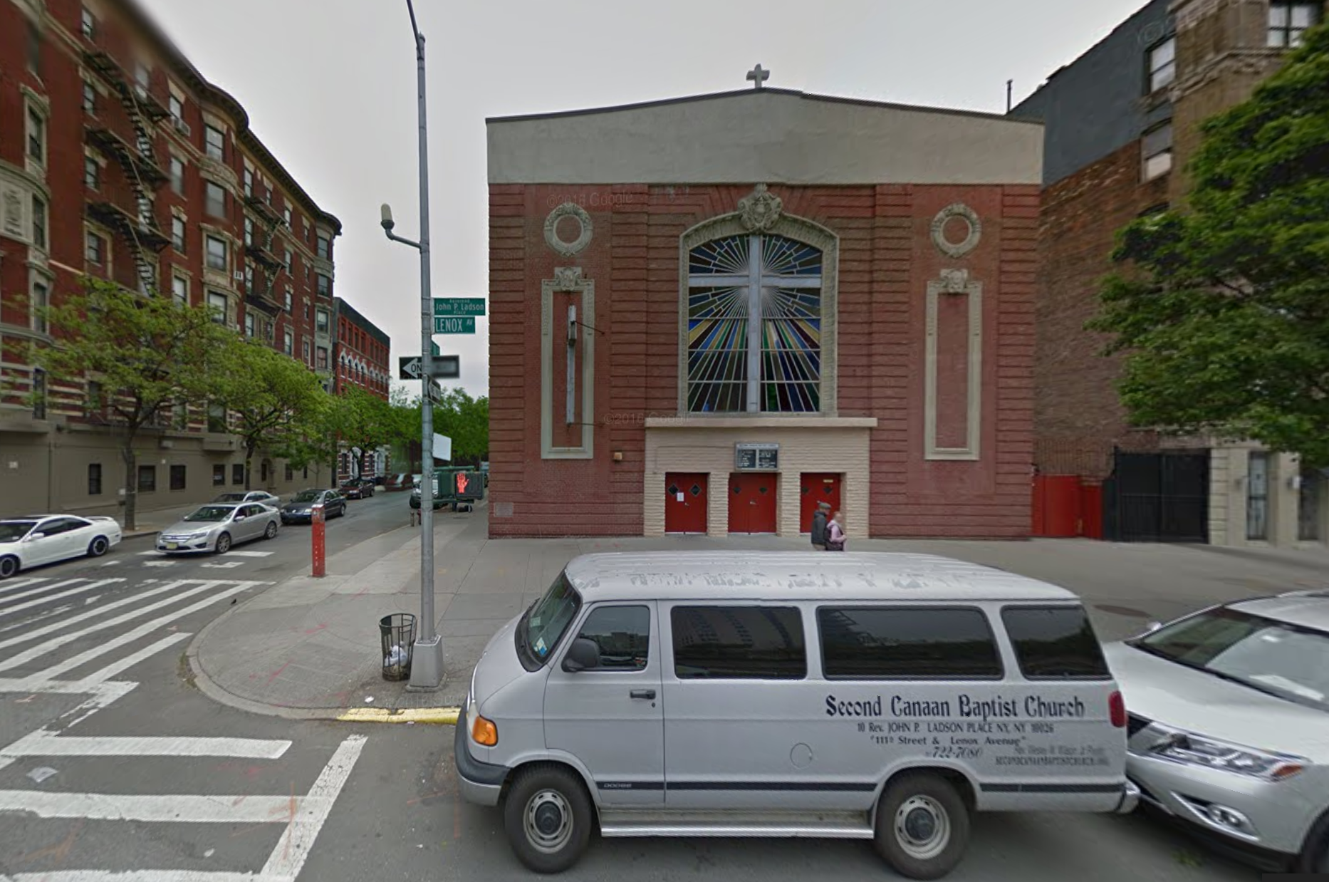 10 Lenox Avenue. image via Google Maps