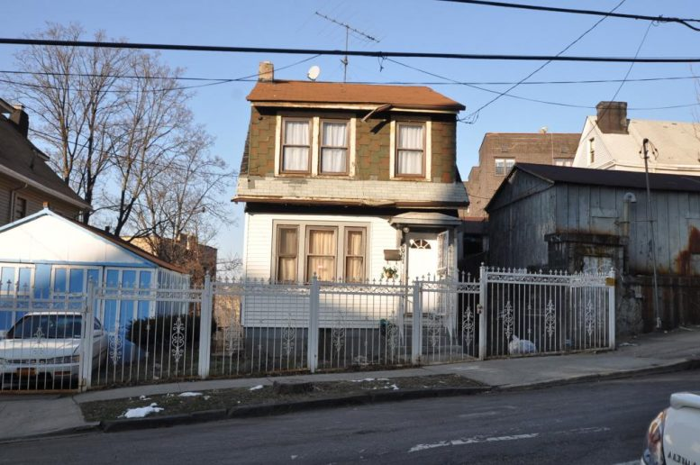 Four story 18 unit residential building filed at 2667 for Jackson terrace yonkers ny