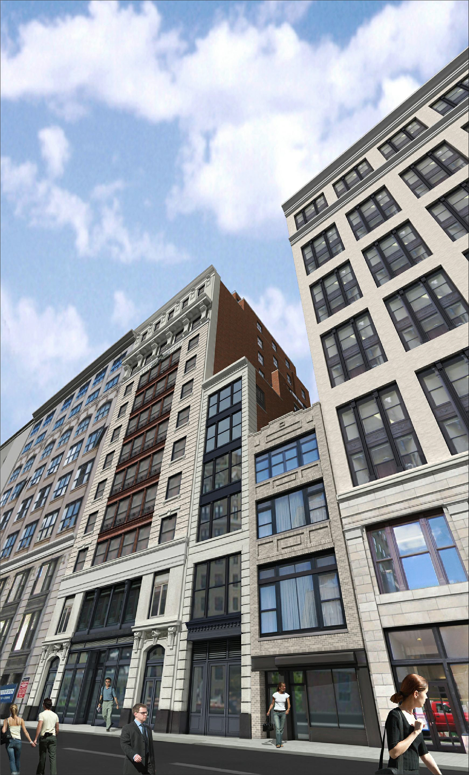 Proposal for 34 West 21st Street