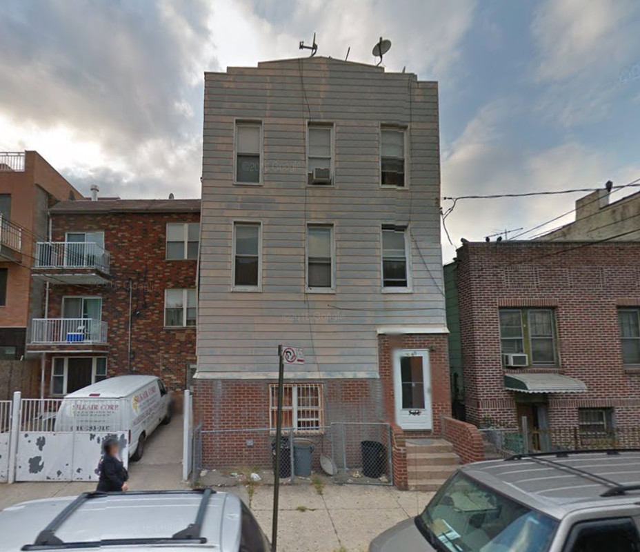Four-Story, Three-Unit Mixed-Use Project Planned At 35-48