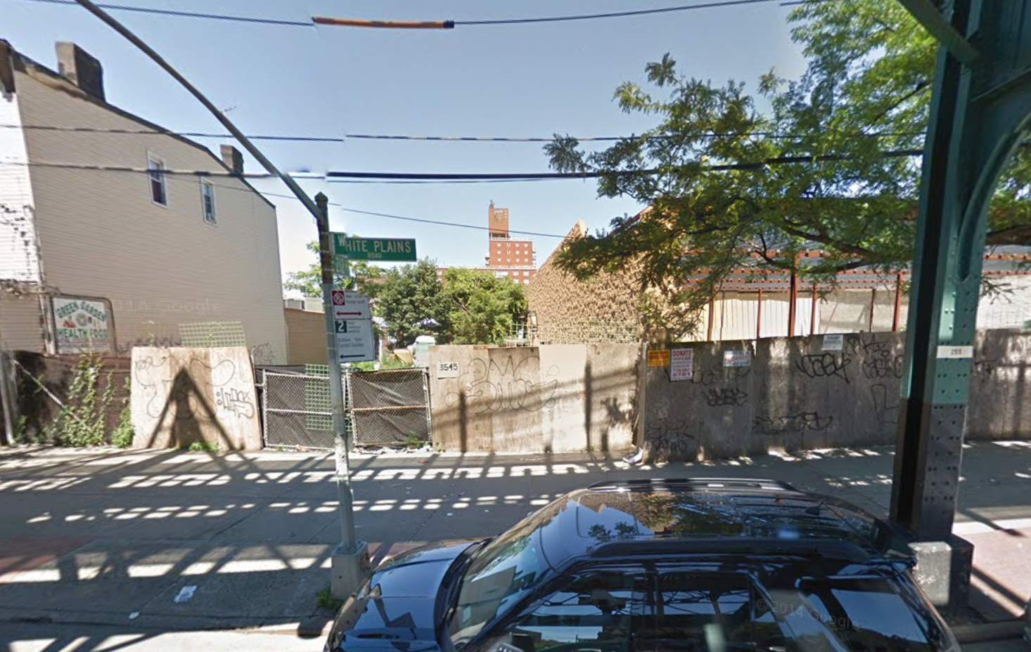 3545 White Plains Road, image via Google Maps