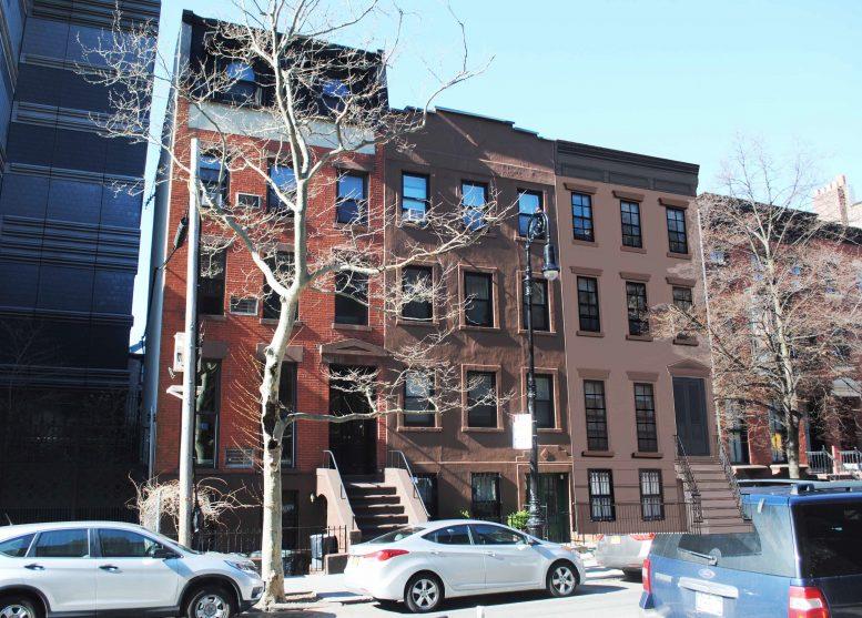 Proposal for 36 Schmerhorn Street