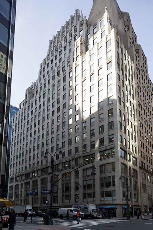 400 Madison Avenue. LPC photo