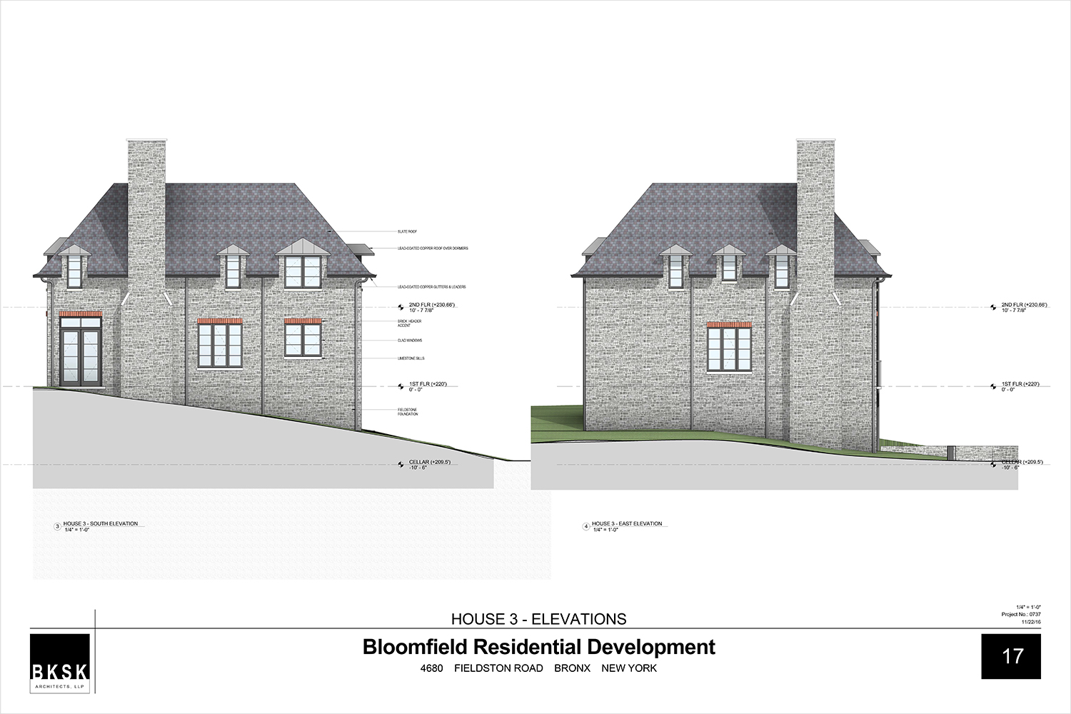 S:2007 Projects_�737_Bloomfield Development�737_DRAWINGS & IM
