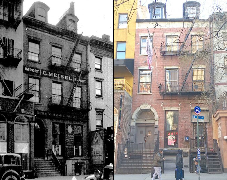 Landmarks Approves Expansion Of Hamilton Holly House In The East Village New York Yimby Eliza hamilton holly was only four years old in 1804, when her father was killed in the duel with aaron burr. hamilton holly house