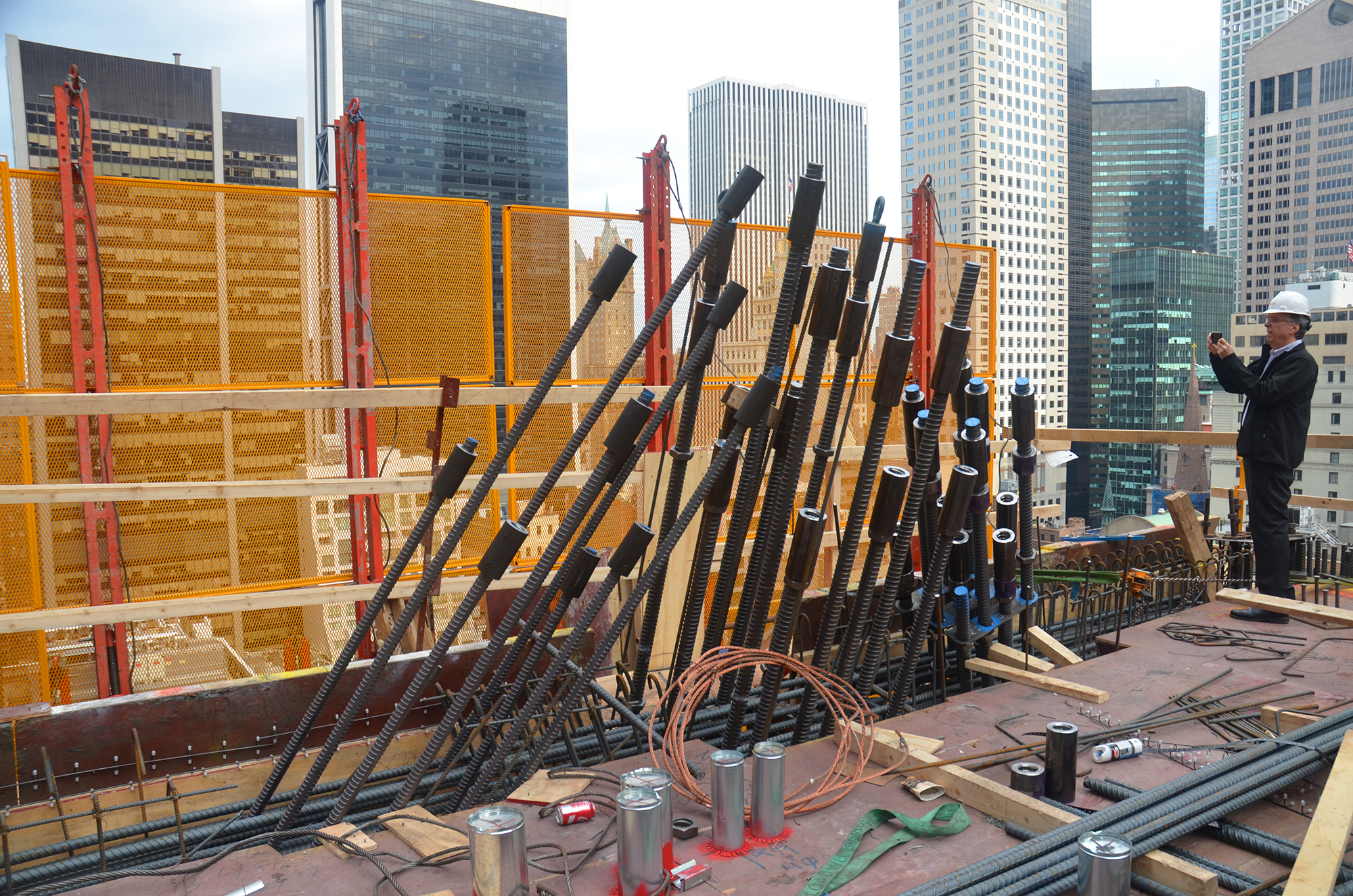 Pre-joined cables at 53W53